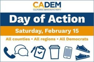 CDP Day of Action! @ Everywhere in California!